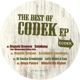 The Best Of Codek EP