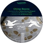 Chimp Beams Journey to BK CPV-1400-A